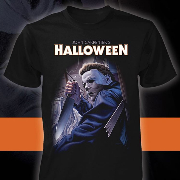 Brads  New Michael Myers Shirt Coming From Fright Rags - New Michael Myers