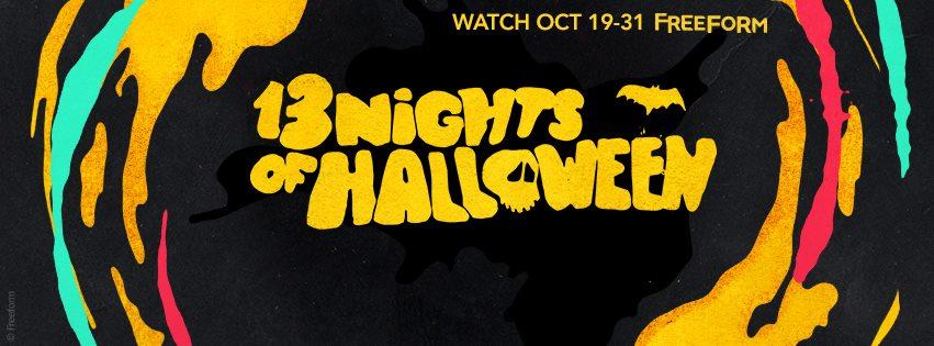 13 Nights of Halloween 2016 Schedule Announced | Halloween Daily News