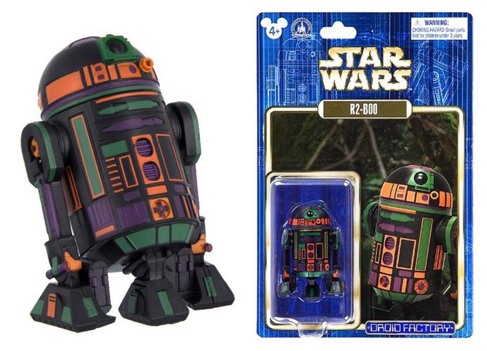 Halloween R2 Figure 2020 R2 B00 'Star Wars' Halloween Droid Revealed! | Halloween Daily News