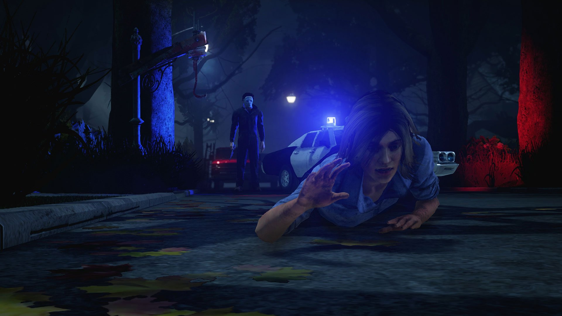 Halloween 2020 Michael Myers Dead? Michael Myers Joins 'Dead By Daylight   The Halloween Chapter