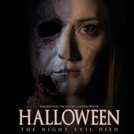 Halloween Film.Fan Film Tony Moran Talks Halloween The Night Evil Died