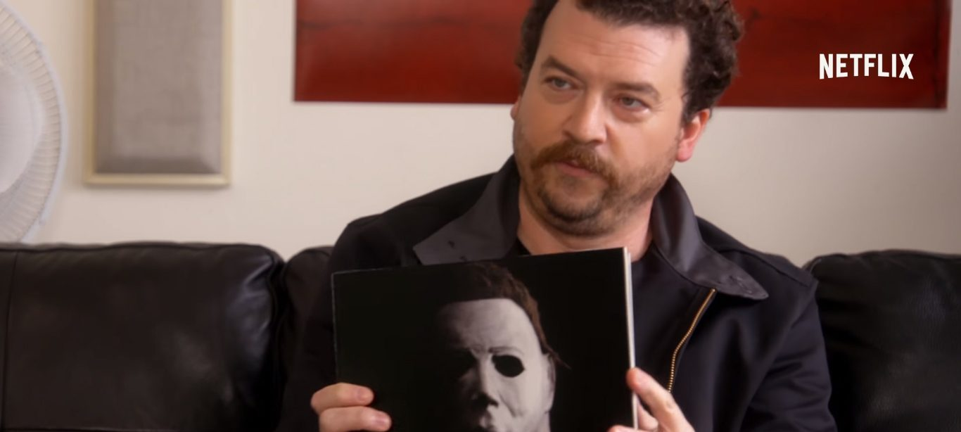 Danny McBride Quizzes 'Chelsea' On Michael Myers | Halloween Daily ...