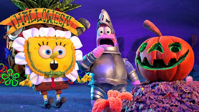 SpongeBob SquarePants\' Stop-Motion Halloween Special Announced ...