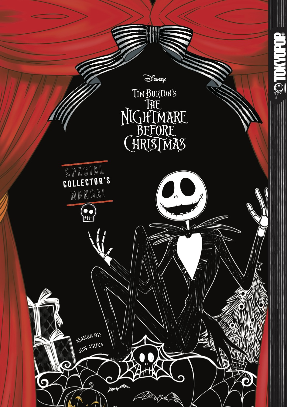 Nightmare Before Christmas\' Sequel Comic to Follow \'Zero\'s Journey ...