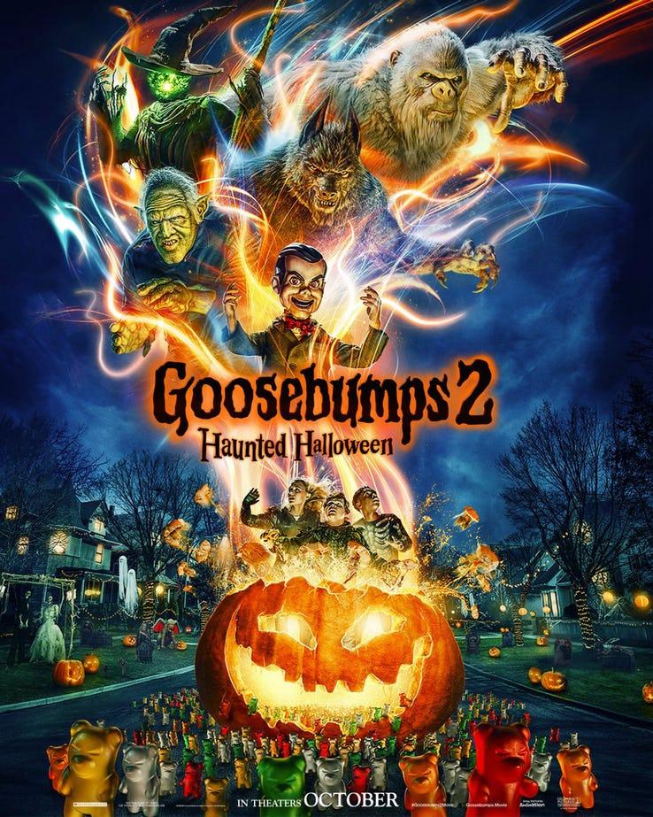 Goosebumps Haunted Halloween Trailer 2020 Slappy Returns in 'Goosebumps 2: Haunted Halloween' Official