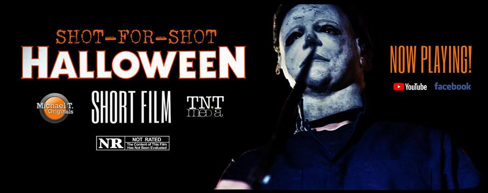 Halloween 2018 Fan Poster.Watch Halloween Shot For Shot Fan Film Tribute Halloween