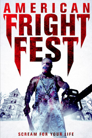 Halloween Slasher American Fright Fest Available Now On Vod