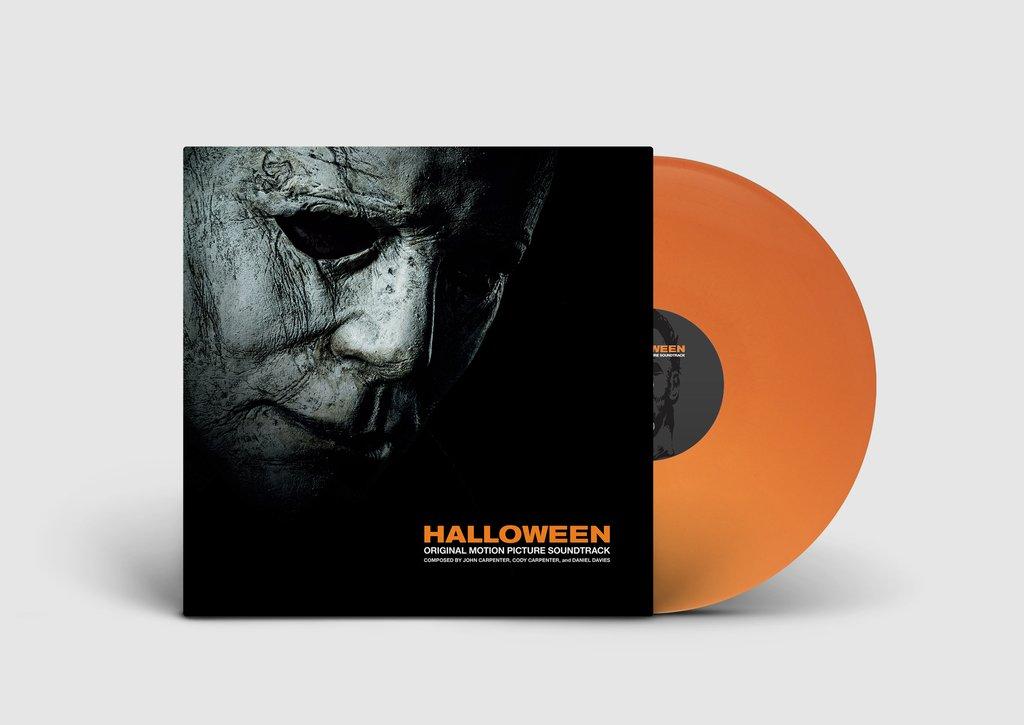Halloween 2020 Soundtrack Vinyl Art Edition John Carpenter's 'Halloween' 2018 Soundtrack Arriving October 19