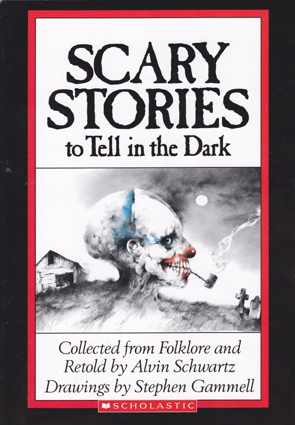 Creepy horror stories for adults
