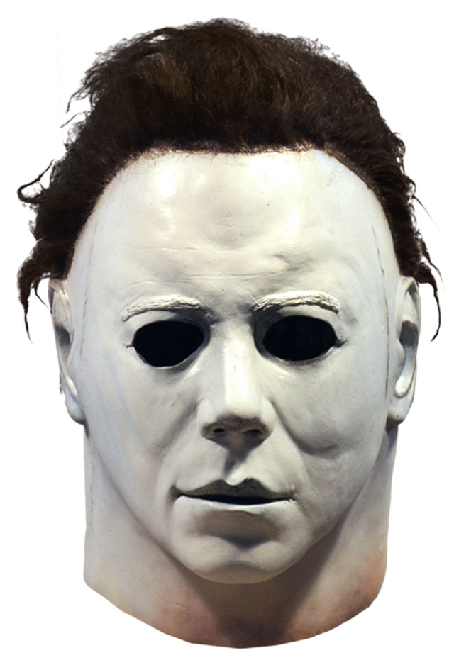 Halloween 2020 Michael Myers Mask Bloody Edition Review Officially Licensed 'Halloween' 1978 Masks Up for Pre Order