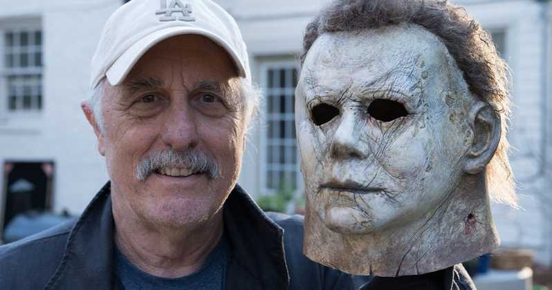 Actor Muchael Halloween 2020 Nick Castle Teases His 'Halloween Kills' Cameo as Michael Myers