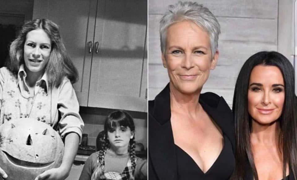 Jamie Lee Curtis Halloween Interview 2020 Jamie Lee Curtis Promises More of '78 Cast Coming to 'Halloween