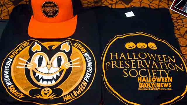 Halloween 2020 Interview Introducing the Halloween Preservation Society [Video Interview